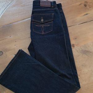 NWOT Lauren Ralph Lauren Dark Denim Jeans